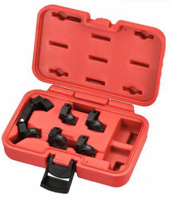 FORCE FC-905G27 Flexibele brandstofleiding sleutels-0