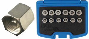 BGS 9540 Injector afdichtdoppen set 12-delig-0