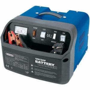 DRAPER D48541 Acculader 12/24V, 30A-0