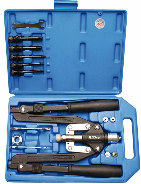 BGS 405 Tangen set voor blindklinknagels en blindklinkmoeren-0