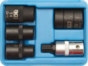 BGS 1112-1 Remklauw doppen 5-delig-0