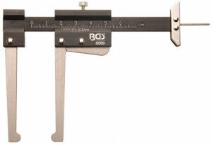 BGS 8689 Remschijf dikte schuifmaat 60 mm-0