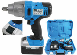BGS 9919 Slagmoersleutel accu 520 Nm 18 V-0