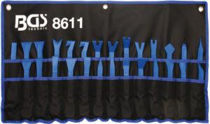 BGS 8611 Sierlijstwig-/schraperset 27-delig-0