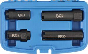 BGS 67210 Speciale vrachtwagen-dopsleutelset 4-delig-0