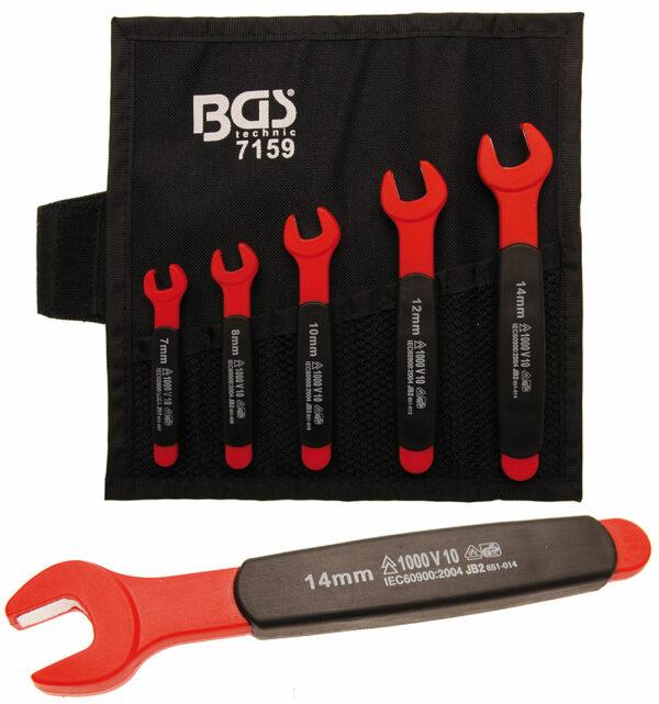 BGS 7159 VDE steeksleutel set 5-delig-0