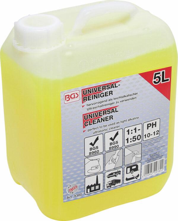 BGS 9380 Universele reiniger 5 liter-0