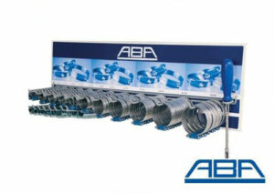 Assortiment slangklemmen ABA 244-delig 9/12 mm-0