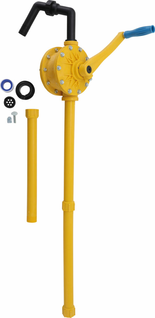 BGS 9698 Vatenpomp met rotatie bediening-0