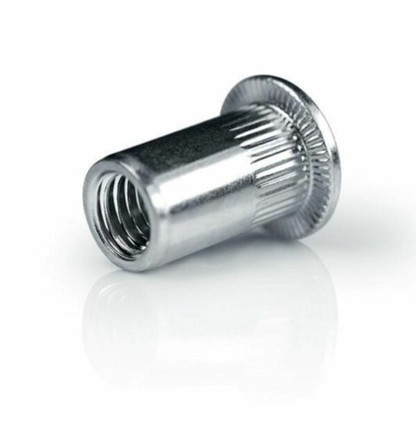 Blindklinkmoeren gekarteld aluminium - alle maten-0