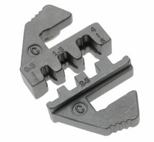 BGS 1410-C Krimpbekken voor ongeïsoleerde stekkers | voor BGS 1410, 1411, 1412-0