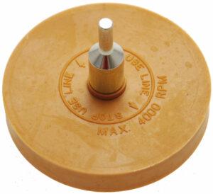 BGS 3999 Karamelschijf / Sticker verwijderraar Ø 90 mm-0