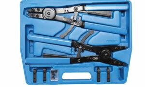 BGS 478 Borgringtangen set | voor bedrijfswagens | verwisselbare kop | 400 mm-0