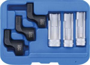 BGS 6678 Speciale sleutels voor uitlaatgastemperatuursensoren (EGT) | 6-delig-0