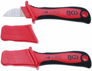 BGS 7965 VDE kabelmes met antislip handvat-0