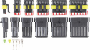 BGS 9634 Assortiment steekverbinders | Superseal 1.5 | 350-dlg-0