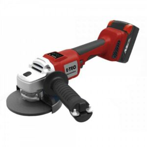 E-TEC E-7950 Haakse slijper met accu set-0