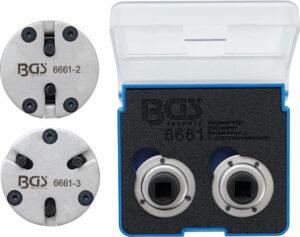 BGS 6661 Remzuiger-terugsteladapter set | universeel 2-delig-0