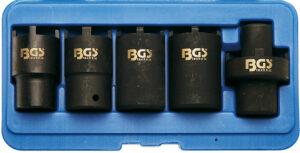 BGS 67220 Kroonmoerdopsleutelset Mercedes 5-delig-0