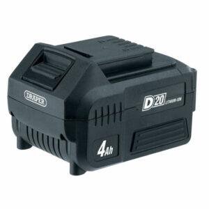 DRAPER D55898 D20 Accu 20V, 4.0Ah Li-ion-0