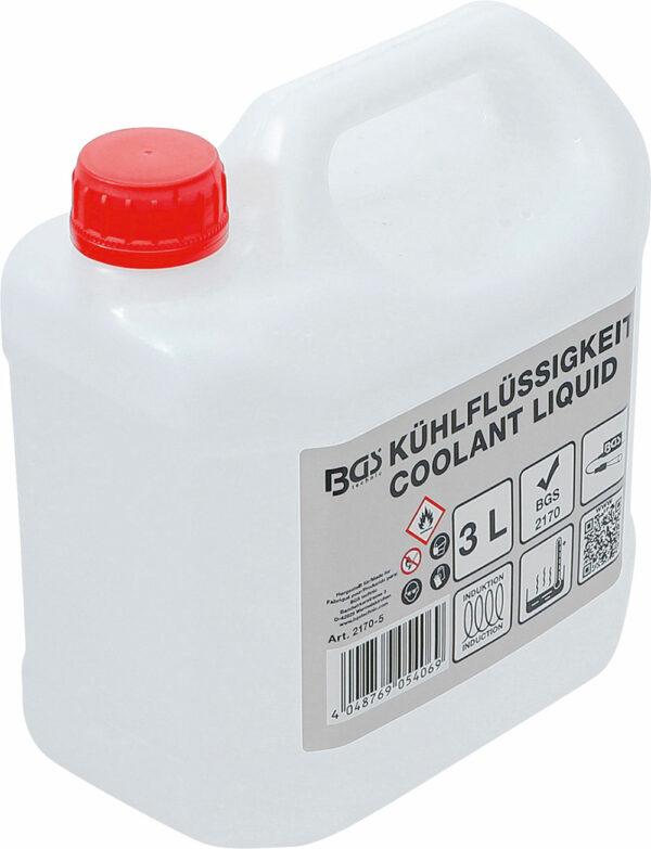BGS 2170-5 Koelvloeistof | 3 liter | voor BGS-2170-0