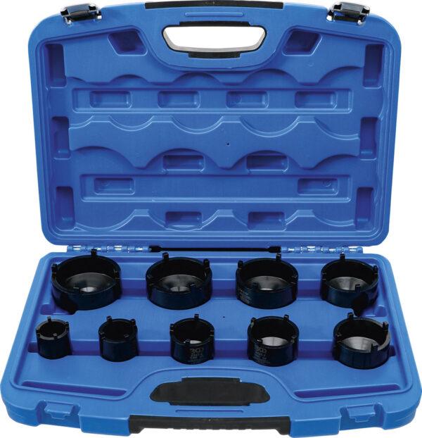 BGS 8337 Kroonmoer dopsleutels | binnen | KM4 - KM12 | 9-delig-0