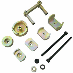 FORCE FC-912T7 Subframe rubber montageset Mercedes-0