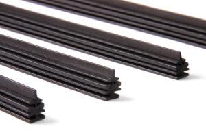Ruitenwisser vervangrubber flatblade 6.3 x 750 mm (10 stuks)   Flexibel-0