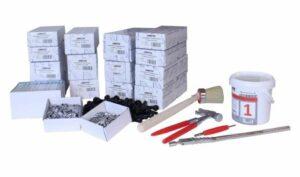 Uitgebreid pakket wielgewichten en accessoires-0