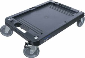 BGS 6836 Systeemkoffer-rolplank | voor BGS-Systainer® | antraciet-0