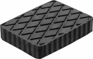 BGS 7006 Rubber blok voor hefbrug | 160 x 120 x 30 mm-0
