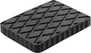 BGS 7036 Rubber blok voor hefbrug | 160 x 120 x 20 mm-0