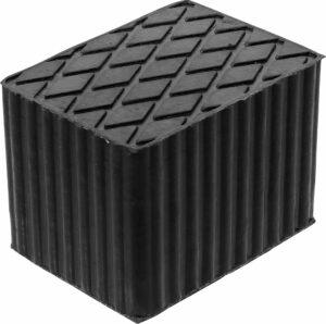 BGS 7039 Rubber blok voor hefbrug | 160 x 120 x 115 mm-0