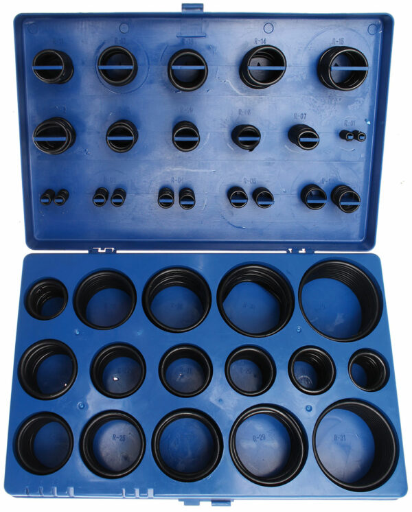 BGS 8061 O-ring-assortiment | inches | 419-delig-0