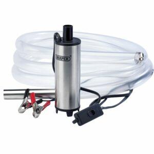 DRAPER D54044 Pomp voor water of diesel 12V-0