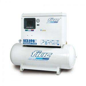FI-SCS 598-300 Compressor geluiddempend 270 liter-0