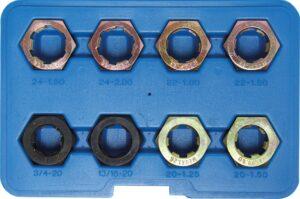 BGS 1141 Aandrijfas schroefdraad reparatie set | 8-delig-0