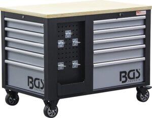 BGS 4199 Gereedschapswagen | 2 x 5 laden | leeg-0