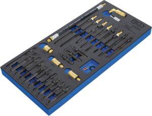 BGS 6960 Adapter set voor compressie- en drukverliestester | 30-delig-0