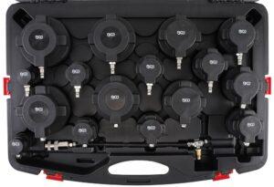 BGS 9585 Test gereedschap turbolader-laadluchtsysteem | 17-delig-0