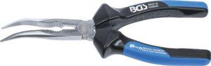 BGS 673 Telefoon tang | Gebogen | 200 mm-0