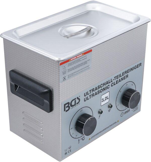 BGS 6879 Ultrasonische onderdelenreiniger 3.2 liter-0