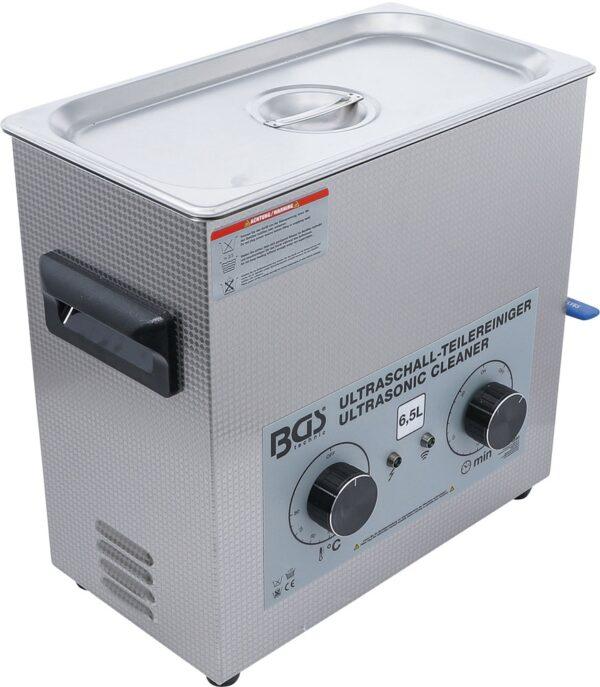 BGS 6880 Ultrasonische onderdelenreiniger 6.5 liter-0