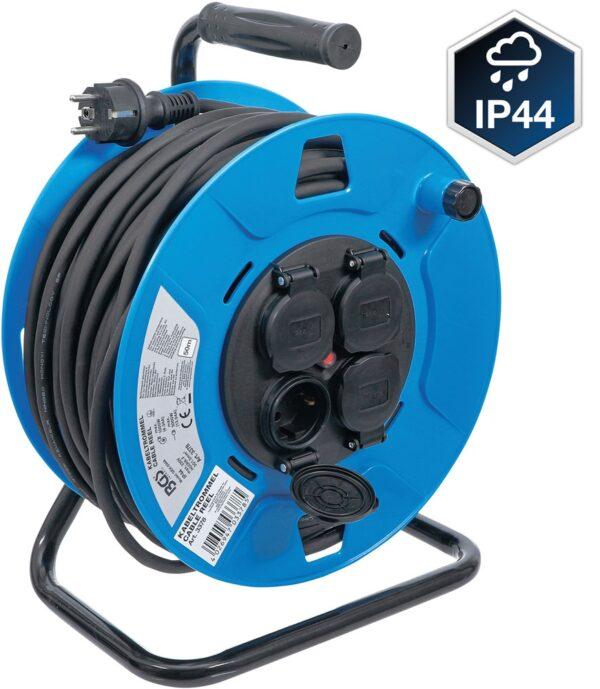 BGS 3378 Electrohaspel | 50 meter | 3 x 1.5 mm²-0