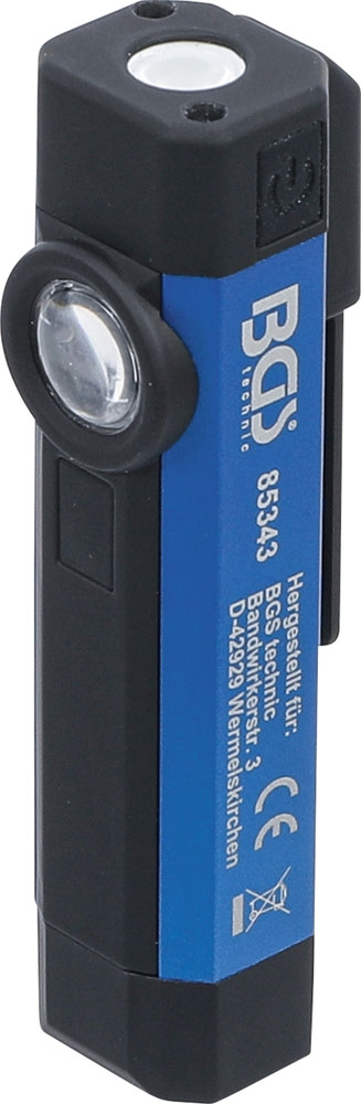 BGS 85343 UV Inspectielamp | 2.5W-0