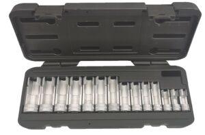 WT-8652 Sensor doppen set | 3/8'' & 1/2'' | 10 t/m 24 mm-0